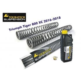 Resortes de horquilla progresivos, Triumph Tiger 800 XC / XCx / XCa 2016-2018