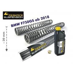 Resortes de horquilla progresivos para BMW F750GS desde el año 2018