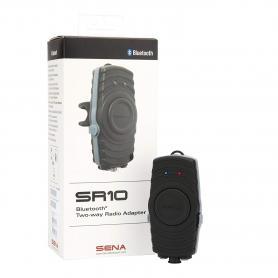 Sena SR10 Adaptador De Radio Bidireccional Bluetooth