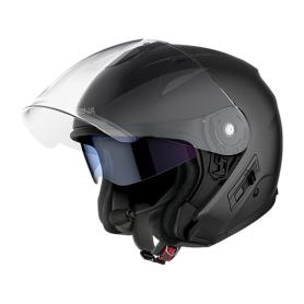 SENA ECONO Casco jet con Bluetooth integrado