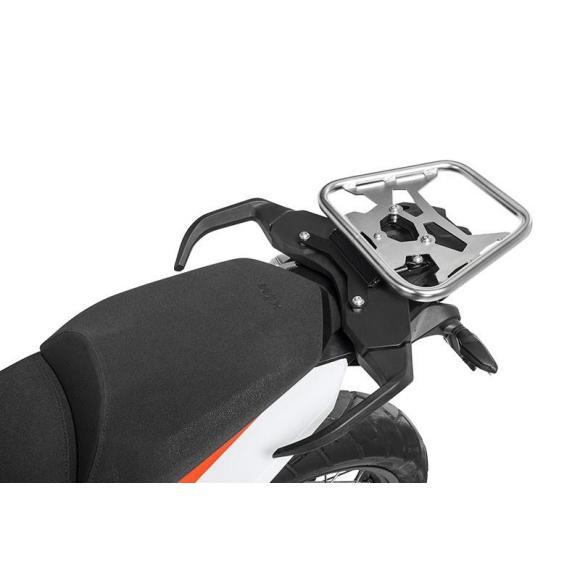 Soporte para topcase ZEGA Pro para KTM 790 Adventure/ 790 Adventure R