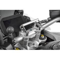 Adaptador de montaje GPS para elevador de manillar 35 mm de la BMW F850GS / F850GS Adventure