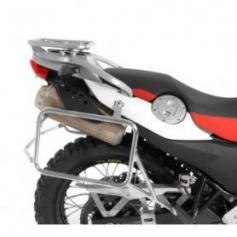 Portamaletas de acero para BMW F650GS / F650GS Dakar / G650GS / G650GS Sertao
