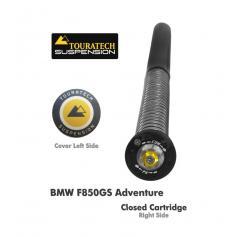 Cartucho cerrado de Touratech Suspension para BMW F850GS ADV (2018-)