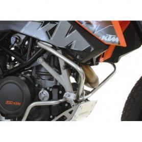 Estribo de protección superior (refuerzo del radiador) para la KTM 690 Enduro / Enduro R