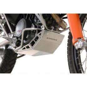 Protección del motor en aluminio para la KTM 690 Enduro / Enduro R / Husqvarna 701