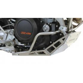 Estribo de protección del motor para la KTM 690 Enduro / Enduro R