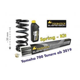 Juego de ajuste de suspensión en -35mm para Yamaha 700 Tenere ( 2019-)