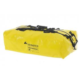 Bolsa Expedition Big-Zip, en color amarillo, de Touratech Waterproof