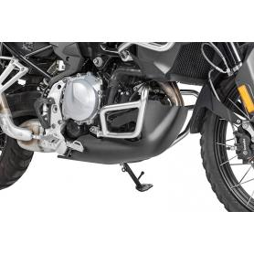 Protector de motor RALLYE para BMW F850GS / F850GS Adventure, negro
