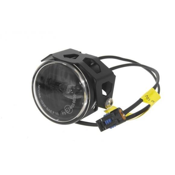 Luz antiniebla auxiliar LED con soporte universal