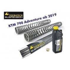 Muelles de horquilla progresivos para KTM 790 Adventure (2019-)