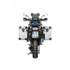 Sistema de maletas Zega Evo X para R1250GS/ R1250GS Adv / R1200GS LC 2013/ R1200GS Adv LC 2014