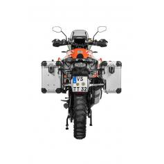 Sistema de Maletas Zega EVO X para KTM 1050 ADV / 1090 ADV / 1190 ADV / 1190 ADV R / 1290 Super ADV