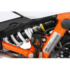Protección del depósito del líquido de frenos trasero para KTM 790 Adventure / R