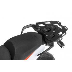 Portaequipaje, en color negro, para KTM 790 Adventure / 790 Adventure R