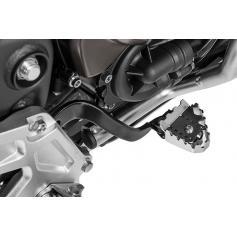 Extensión palanca de freno en acero inoxidable para Yamaha Tenere 700
