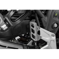 Protector del cilindro de freno en acero inoxidable para Yamaha Tenere 700