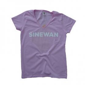 Camiseta Sinewan para chicas de Charli Sinewan