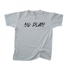 Camiseta No Plan de Charly Sinewan