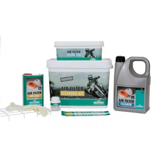 Motorex Airfilter Cleaning Kit
