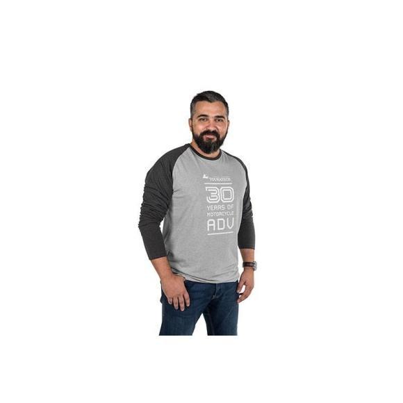 Camiseta manga larga 30 años