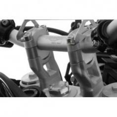 Elevador de 20 mm para el manillar original de Triumph Tiger 800XC y Explorer