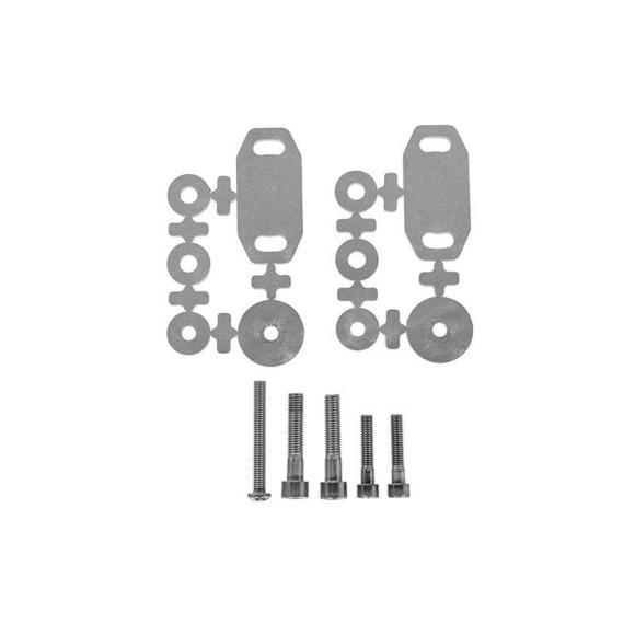 Kit de expansión estribo de protección - protección de la cubierta de la válvula para BMW R1250GS