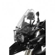Regulador del parabrisas con barra de montaje para GPS, Triumph Tiger 800/ 800XC/ 800XCx (-2017)