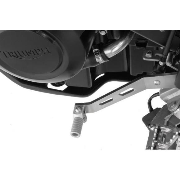 Palanca de cambios abatible *acero inoxidable* para Triumph Tiger 800/ 800XC/ 800XCx