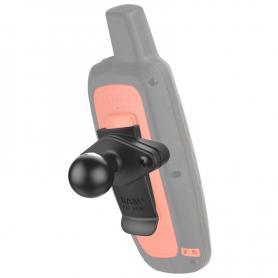 Soporte de clip de columna RAM ® con bola para dispositivos portátiles Garmin