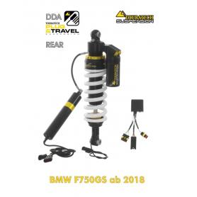 "Tubo amortiguador de Touratech Suspension ""detrás"" para BMW F750GS desde 2019 DDA / Plug & Travel"
