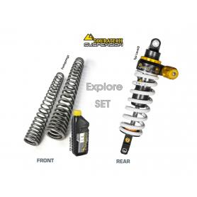 Touratech Suspension WTE Explore - SET para Yamaha Tenere 700