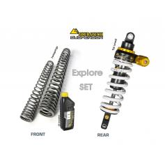 Set Touratech Suspension WTE Explore para Yamaha Tenere 700