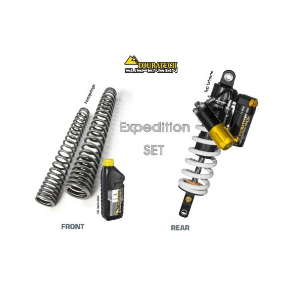Set Touratech Suspension WTE Expedition para Yamaha Tenere 700