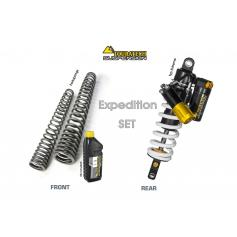 Set Touratech Suspension WTE Expedition para Yamaha Tenere 700