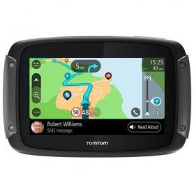 Pack GPS TomTom Rider 550 World con soporte con cerradura de Touratech