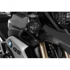 Faros adicionales LED, negro para BMW R1250GS / BMW R1250GS Adventure / R1200GS de 2013