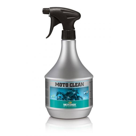 Motorex Moto Clean (360°) la moto el limpiador
