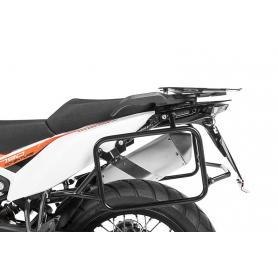 Portaequipajes de acero inoxidable para KTM 790 Adventure / 790 Adventure R