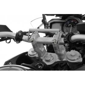 Cierre para el manillar del adaptador de montaje del GPS para Triumph Tiger 900/ 1200/ 800/ Explorer