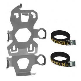 """Soporte para accesorios """"placa de adaptación del bidón de reserva"""" 2 litros para ZEGA Pro2"""