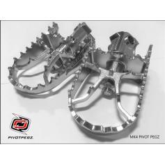 Reposapies pivotante Pivot Pegz para BMW R1200GS hasta 2012/R1200GS Adventure hasta 2013