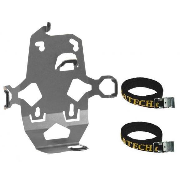 """Soporte para accesorios """"placa de adaptación del bidón de reserva"""" 3 litros doble para ZEGA Pro2"""