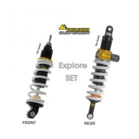 Set Explore de Suspensiones para BMW R1200GS (2004-2012)