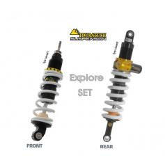 Set Explore de Suspensiones para BMW R1200GS (2004-2012)