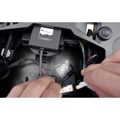 Dispositivo de Monitorizacion telemétrica para la moto Touratech Connect
