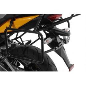 Portaequipajes Kawasaki Versys 650 (2010-2014), negro