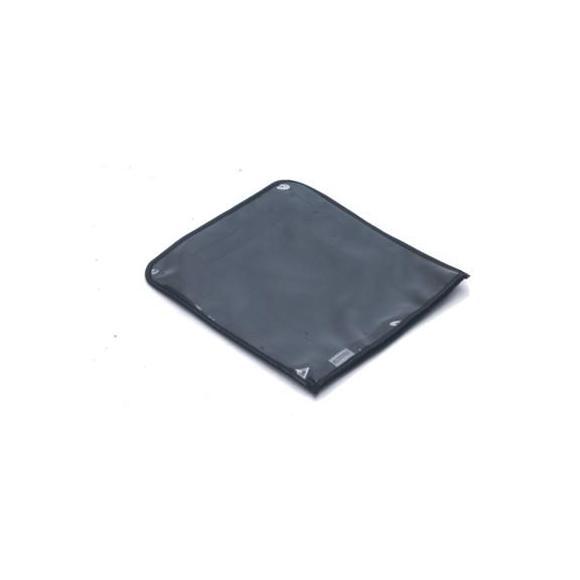 Porta Mapas para bolso del tanque, 28 x 32 cm DIN A4 velcro