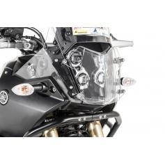 Protector de Faro con cierre rápido para Yamaha Tenere 700